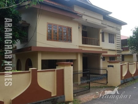 daily rental wedding marriage house home Kottayam for guests
