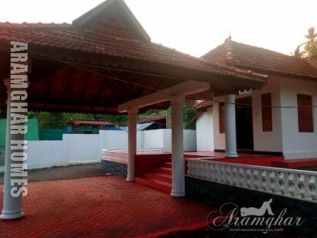 Short Term Rental House in Kanjikuzhy, Kottayam
