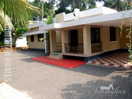 daily weekly rent short term  accommodation chingavanam kottayam kerala
