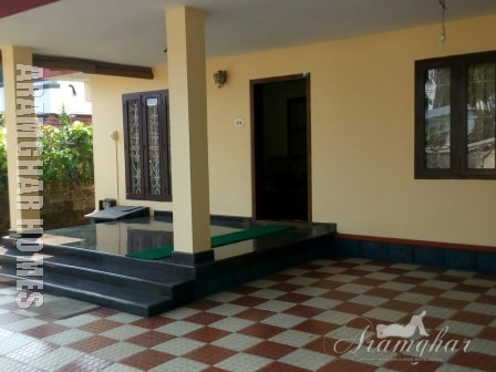 Short Stay Vacation Home at Natakkom, near Government College, Natakkom. Family Accommodation.