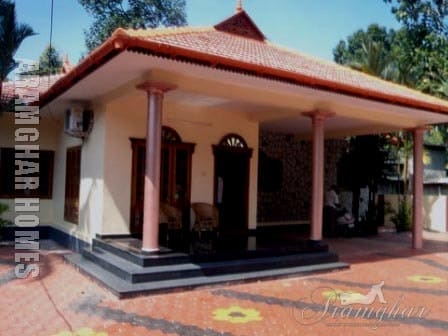 short term rental kottayam villa for rent nagampadom