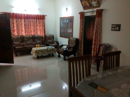 vacation rental home at kumaranelloor, kottayam
