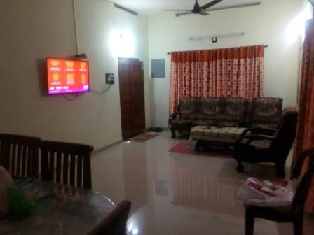 daily rental home at kumaranelloor, kottayam