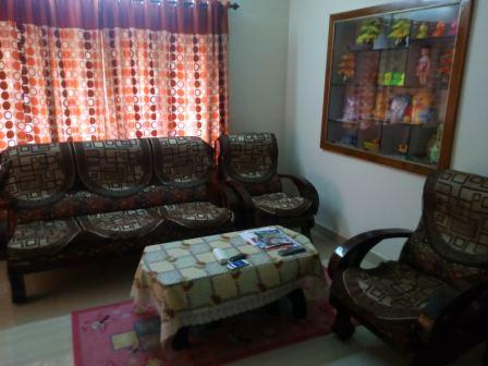 rental house at kumaranelloor, kottayam